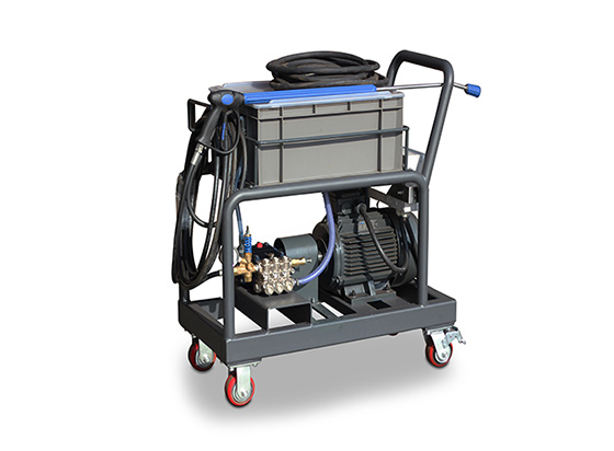 HYDROWAGON 200 bar TURBO High Pressure Washer Blaster. Marine Cleaning. Construction Cleaning
