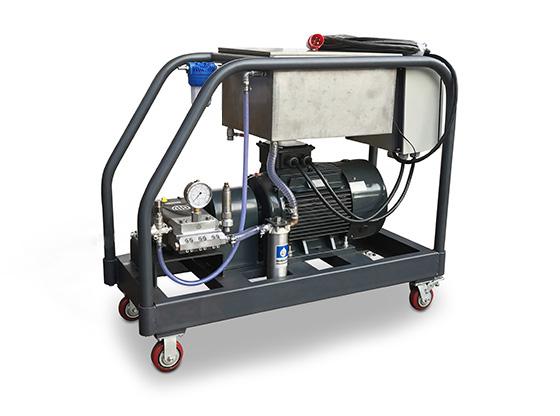 HYDROWAGON 500 bar PRO High Pressure Washer Blaster